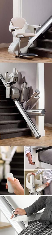 直線タイプ [まっすぐな階段用] の特徴