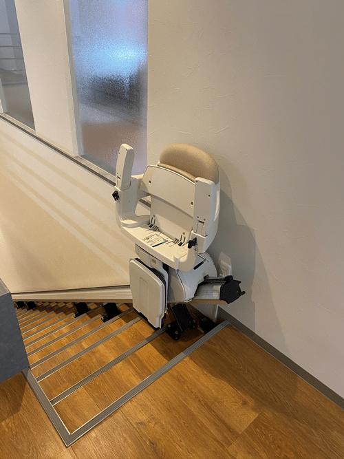 階段昇降機 静岡
