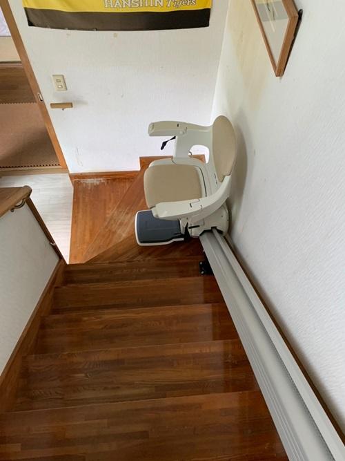 階段リフト