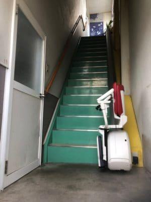 上階自動回転