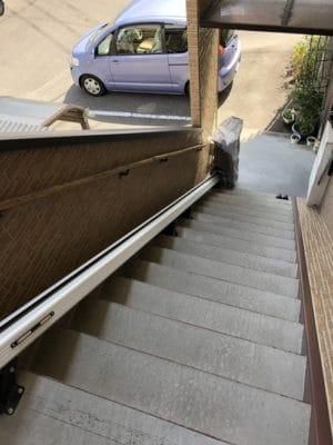 仙台 階段昇降機