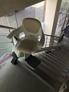 階段昇降機 茨城