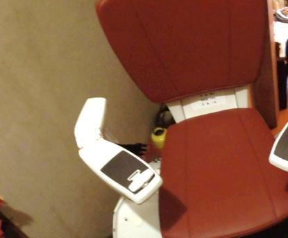 名古屋 階段昇降機設置